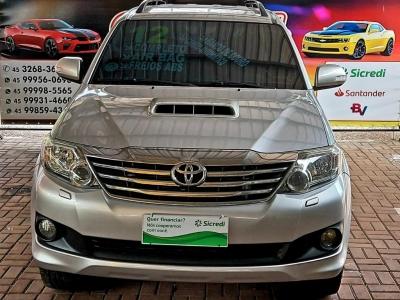 VENDIDA.           Hilux SW4 SRV Ano 2012-Diesel-7 Lugares