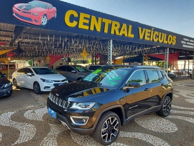 Jeep Compass Limited 2.0 Turbo Ano 2020
