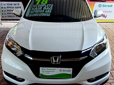 Honda HR-V Ano 2018