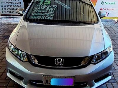 Honda Civic Lxr Ano 2015