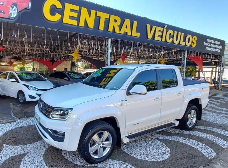 Amarok CD Highline 4X4 Ano 2018