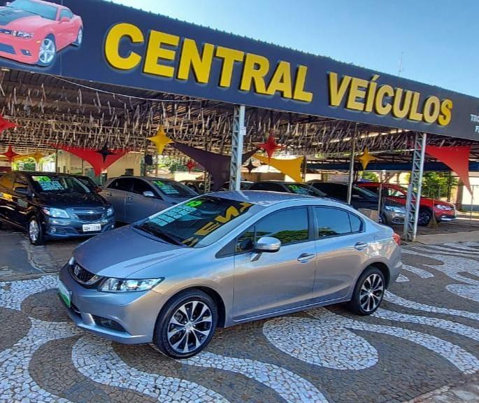 Honda/ Civic Lxr Ano 2015