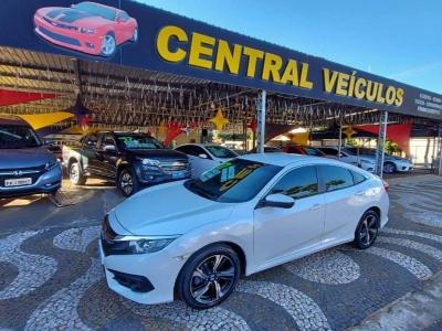 Honda Civic EX AT Ano 2017