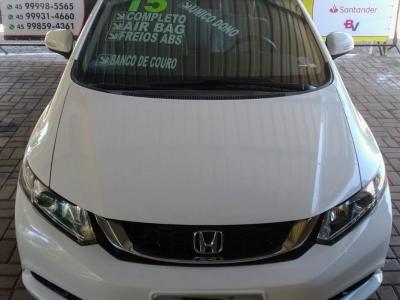 VENDIDO.     -Honda Civic LXR Ano 2015