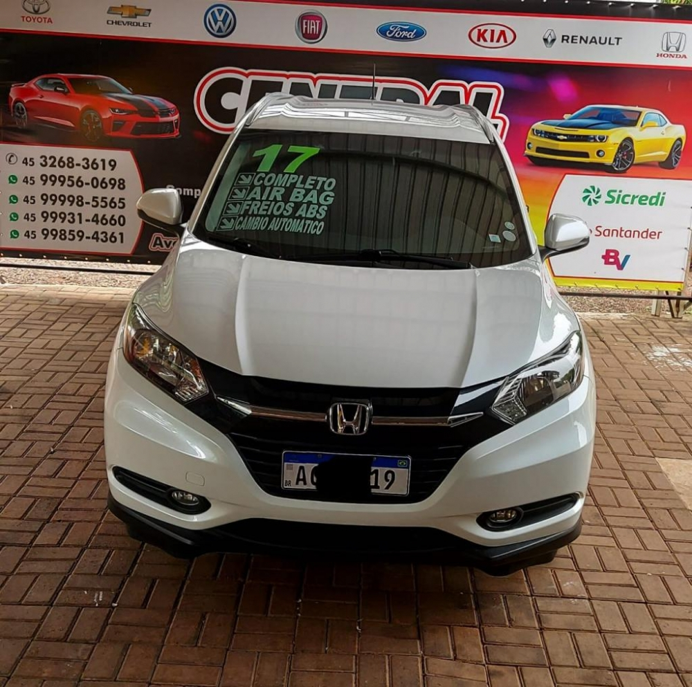 Honda HR-V ANO 2017