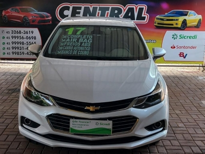 Cruze Ltz 1.4 Turbo Ano 2017