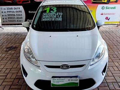 Ford Fiesta 1.6 Ano 2013