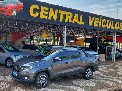 Fiat Strada Volcano CD Ano 2021